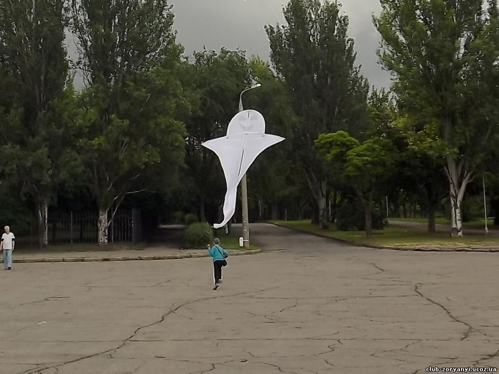 Мирное небо Запорожья 2016 28