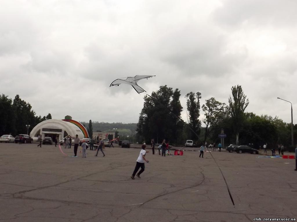 Мирное небо Запорожья 2016 29